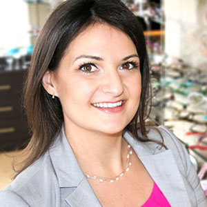 Dr Corina Buettner - Owner and Optometrist at Nuvo in Ottawa and Orléans