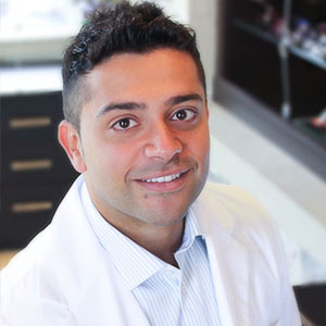 Dr. Toni Rizk - Optometrist at Nuvo