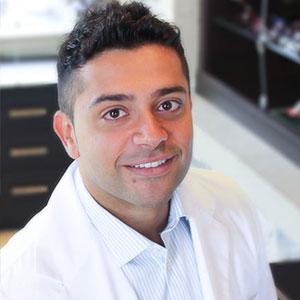 Dr. Toni Rizk - Optometrist at Nuvo