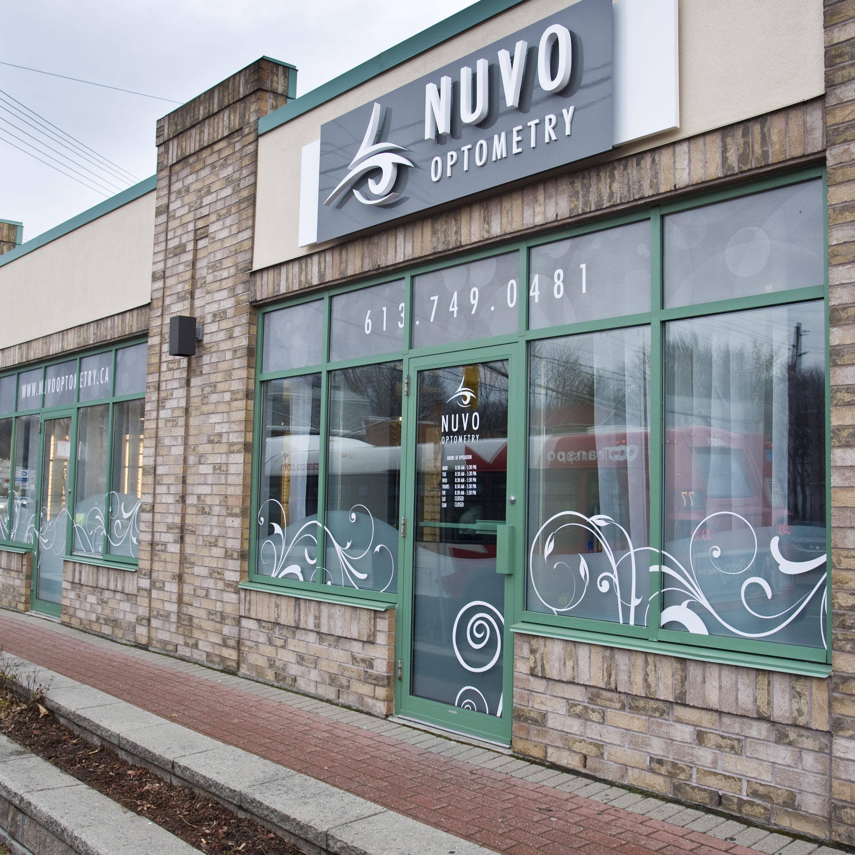 Nuvo Eye Centre de l'oeil - Ottawa