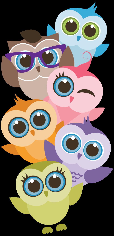 Kids Corner - Owls